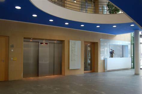 foyer haus headlight lichtplanung haus der bayerischen wirtschaft