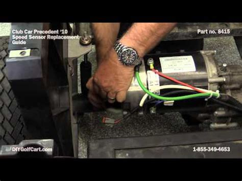 club car motor speed sensor for club car motor how to replace on golf