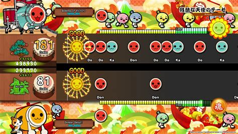 Taiko No Tatsujin Drum Session With Coaster Region 3 Asia Eng gameaxis