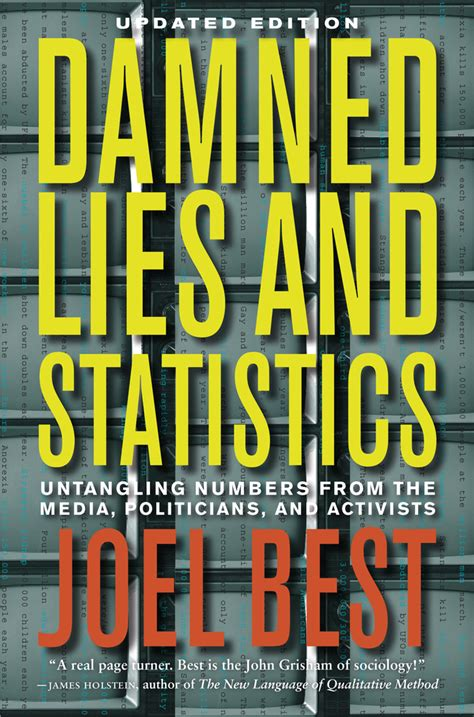 new books from uc press damned lies and statistics by joel best hardcover university of california press