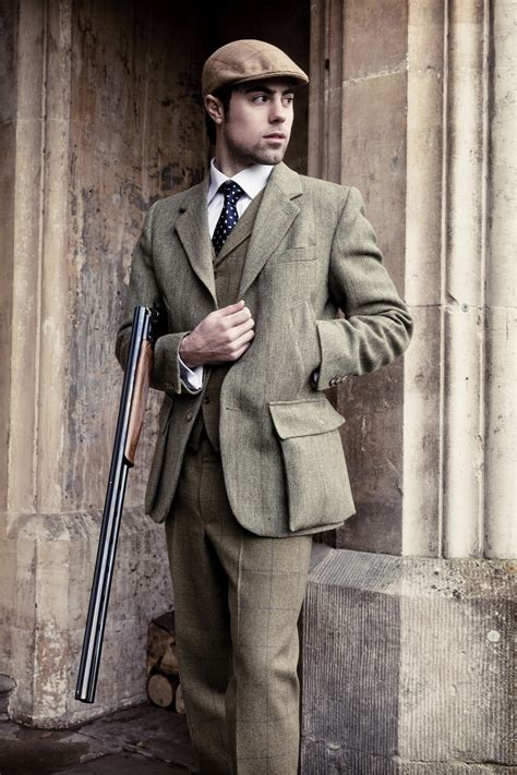 Clothing Uk Bespoke Tweed Suits Made In The Cotswolds