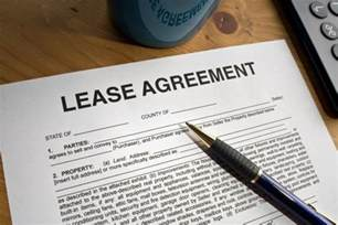 leasing glossary