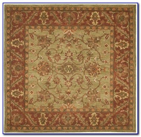 square area rugs 8x8 square area rugs safavieh evoke vintage grey ivory distressed rug 6u00277 square