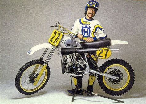 bicycle motocross action billy grossi s 82 works husky 500 this was a motocross