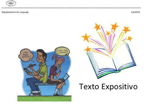 imagenes de textos libres textos expositivos