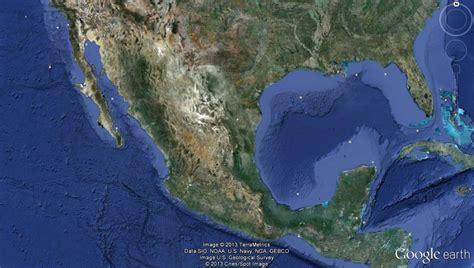 imagenes satelitales ciudad de mexico mapa de m 201 xico satelital de