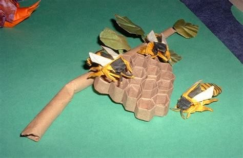 Origami Bee - the origami forum view topic alfredo giunta bee