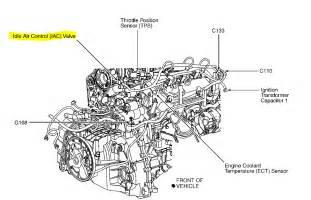 diagram 2011 ford escape transmission auto parts diagrams