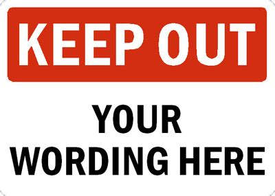 it s out here for a duke keeping up with the cavendishes books custom keep out signs customized keep out sign sku s 3073