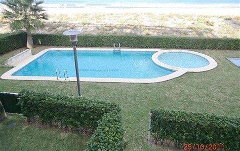appartamenti valencia sul mare appartamento per 5 persone fronte mare xeraco playa