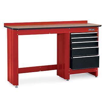 workbench  drawer module bundle redblack garage