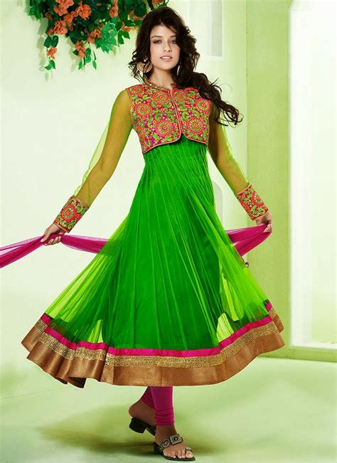 dress design new 2015 latest umbrella frock designs collection 2016 17 for asian