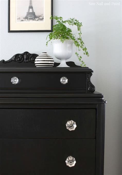 Painting A Dresser Black by Best 25 Vintage Dressers Ideas On Diy