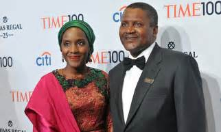 aliko dangote wants to buy arsenal meet the second most powerful black in the world after