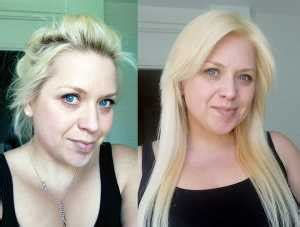 review with before and after photos loreal feria hair l oreal feria colour super platinum l02 30somethingmel