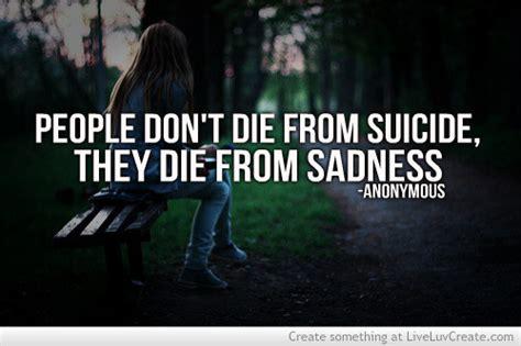 sad quotes  suicide quotesgram
