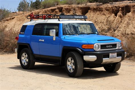 Baja Rack Fj Cruiser by The Toyota Fj Cruiser Baja Rack Road