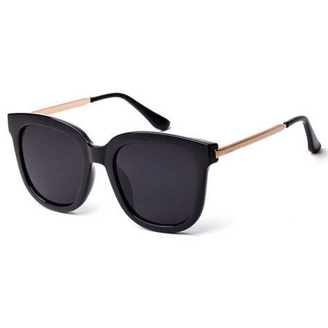 Kacamata Wanita kacamata wanita oversized anti uv black