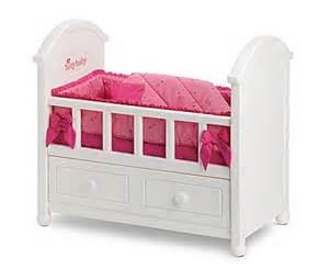 bitty baby crib american doll
