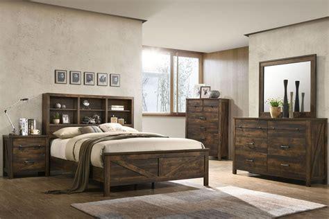 hayfield  piece king bedroom set  gardner white