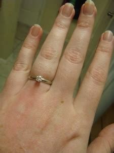 pictures of dainty rings what do you think of this one