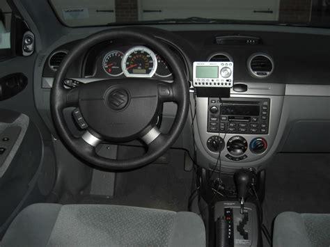 2008 Suzuki Forenza Interior 2005 Suzuki Forenza Interior Pictures Cargurus