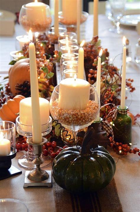 fall dining table decorations 30 festive fall table decor ideas