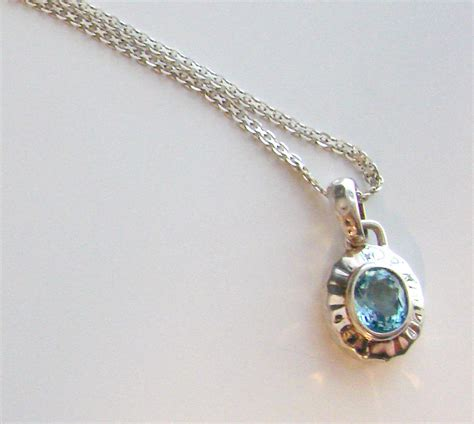 vintage milor italy 925 sterling silver necklace by fayebella