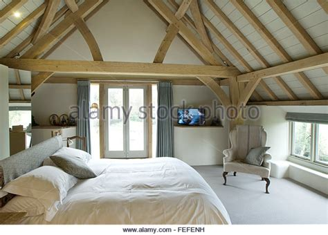 barn conversion bedroom french barn stock photos french barn stock images alamy
