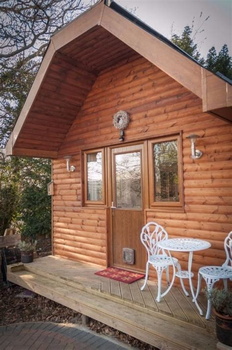 tiny timber chalet for sale in the uk