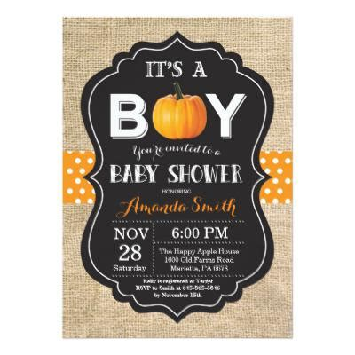 Fall Baby Shower Invites by Baby Shower Invitations Custom Invitations For Baby Showers