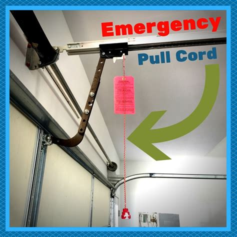 Garage Door Pull Cord diagnosing your garage door css garage doors