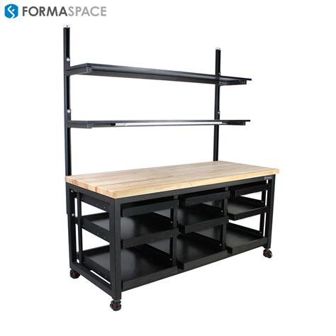 bench with shelf underneath bench with shelves underneath image mag