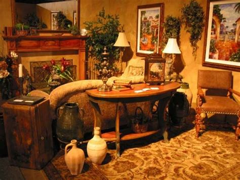 World Decor by World Tuscan Living Room World Decorated Living