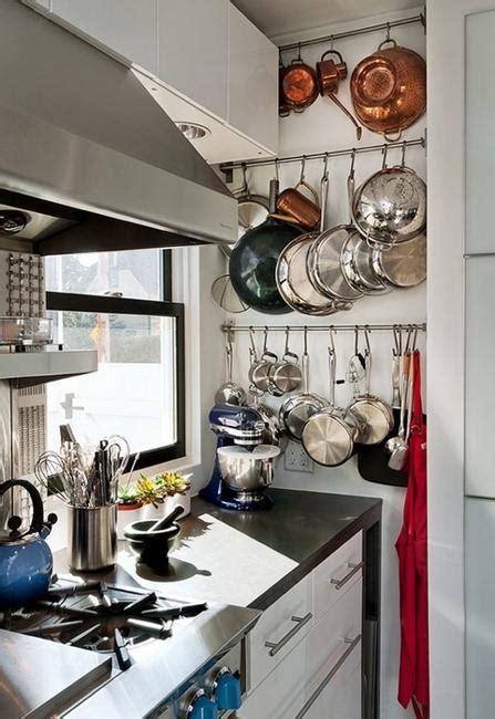 revolving circle compact kitchen idesignarch interior 22 ingeniously simple kitchen storage ideas and organizing