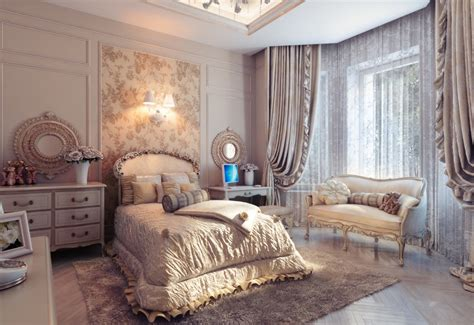 Bedroom Design by Bedrooms With Traditional Elegance