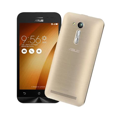Hp Asus Gold jual asus zenfone go zb452kg smartphone gold 8 mp