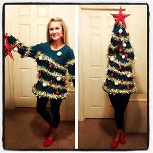 Christmas fancy dress diy pinterest