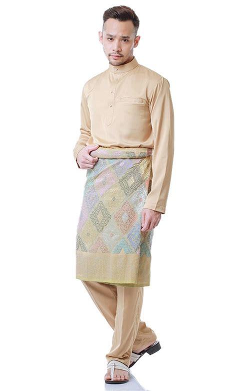 Baju Melayu Gold baju melayu in chagne gold shopperboard