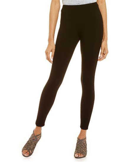 Leging Jumbo Spandek Rayon Fit To Xl eileen fisher essentials stretch jersey ankle dillards