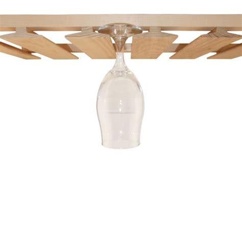 Wood Wine Glass Rack by Wood Wine Glass Rack Home Bar Ideas