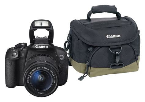 Kamera Canon Eos 700d canon eos 700d spiegelreflex kamera ef s 18 55 is stm 1 3 5 5 6 zoom inkl tasche 18