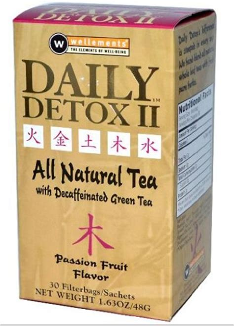 Daily Detox All Tea Reviews by Tea Green Daily Detox All Tea Decaffeinated