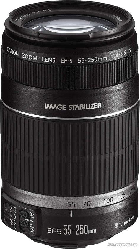 Lensa Canon Zoom Lens Ef S 55 250mm canon zoom lens ef 55 250 1 4 5 6 is catatan kecil