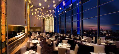 motor city casino restaurant detroit s iridescence named one of america s 100 most