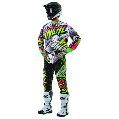 oneal motocross gloves oneal 2013 hardwear automatic white neon mx motocross
