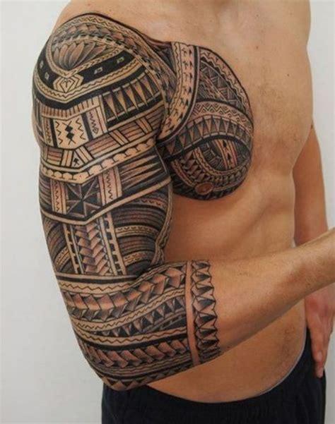 tattoo tribal para el brazo tatuajes maories significados y diferentes dise 241 os de este