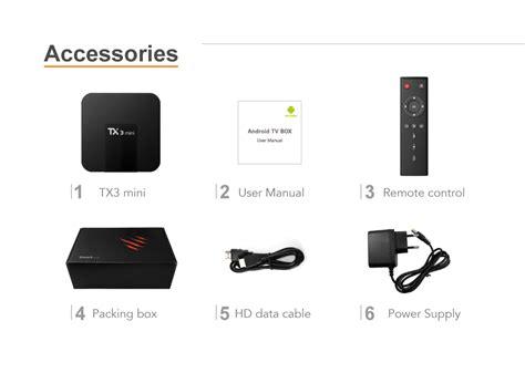 Tanix Tx3 New Ram 2g 16g Cpu S905w Os Nogaut 7 1 2 Miracast Wifi Lan tanix tx3 mini kodi 17 3 s905w 2gb 16gb 4k tv box