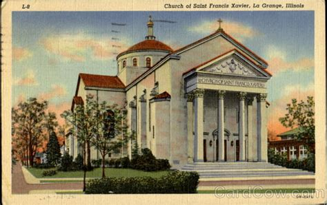 xavier grange church of francis xavier la grange il
