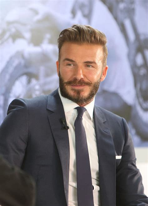 david beckham celebrity hairstyles for spring 2015